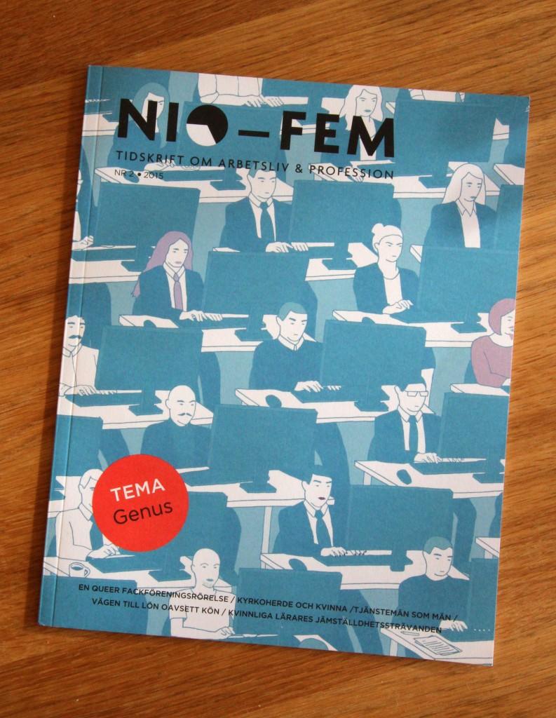 Nio - fem tema genus